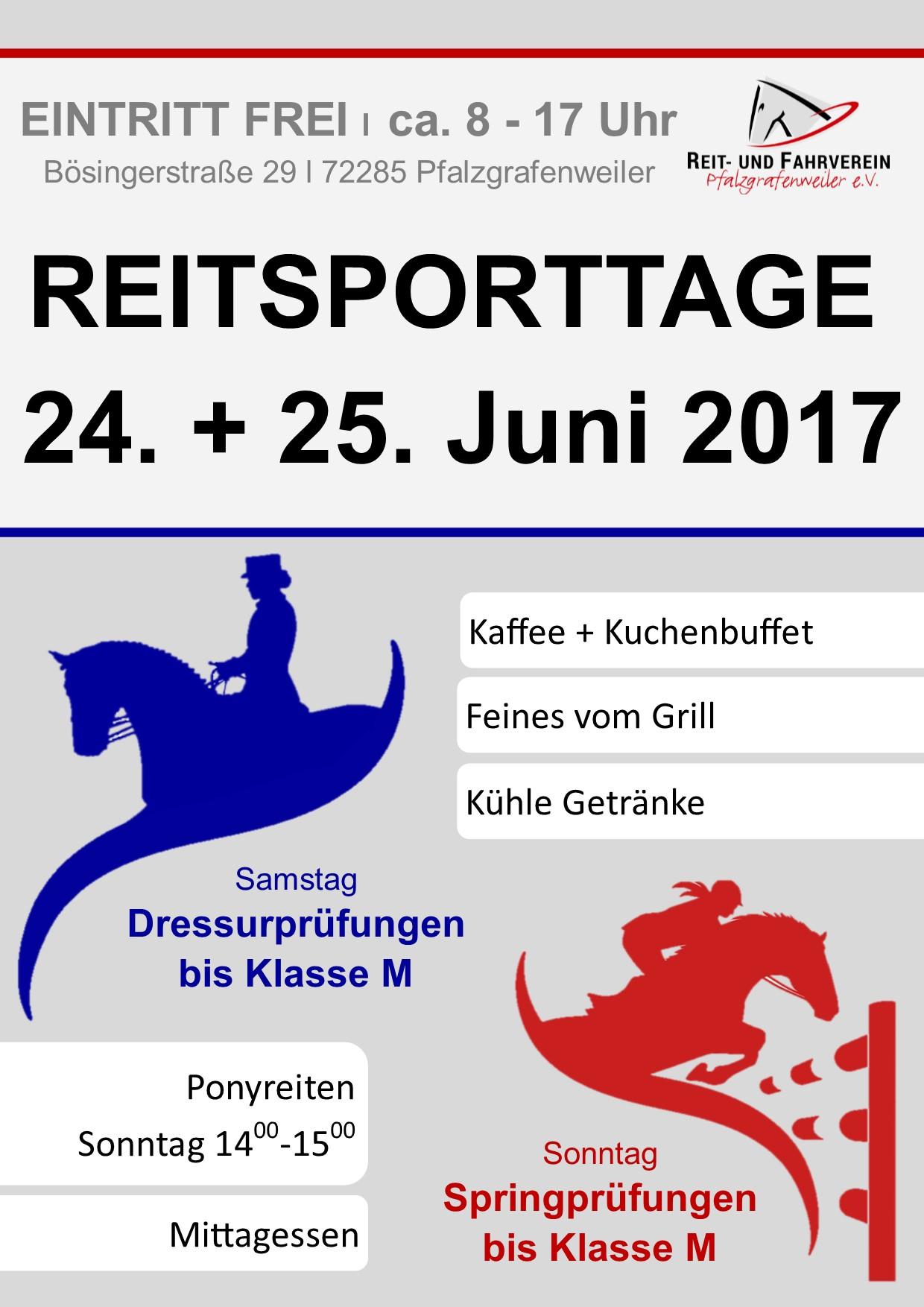 Reitsporttage 2017